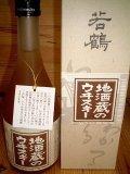 富山 若鶴酒造 「地酒蔵のウィスキー」(地ウィスキー)