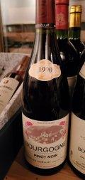 ブルゴーニュ・シャルルノエラ1990年(赤ワイン)