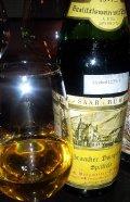 Graacher Domprobst Spatlese Bergweiler Prum 1971年 限定2本 ドイツワイン