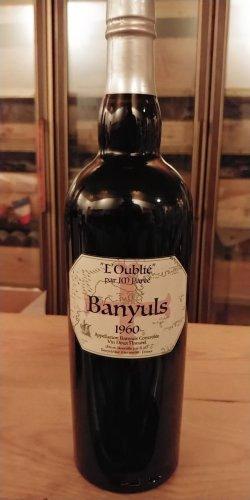 画像1: 旨い!蔵出しルーブリー・バニュルス1960年(南フランスの上級品!)数量限定価格